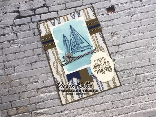 Sail Away Card 3