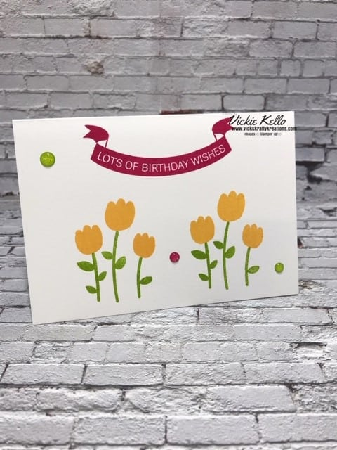 Celebrate with Cake Card 1